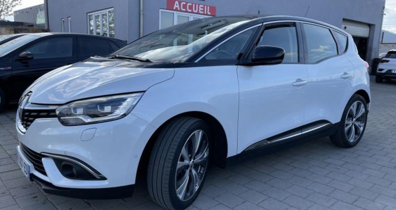 Renault Scenic IV (JFA) 1.5 dCi 110ch Hybrid Assist Business Blanc occasion à SELESTAT - photo n°2
