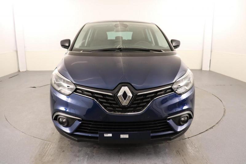 Renault Scenic IV Blue dCi 120 EDC Intens Bleu occasion à Saint-Herblain