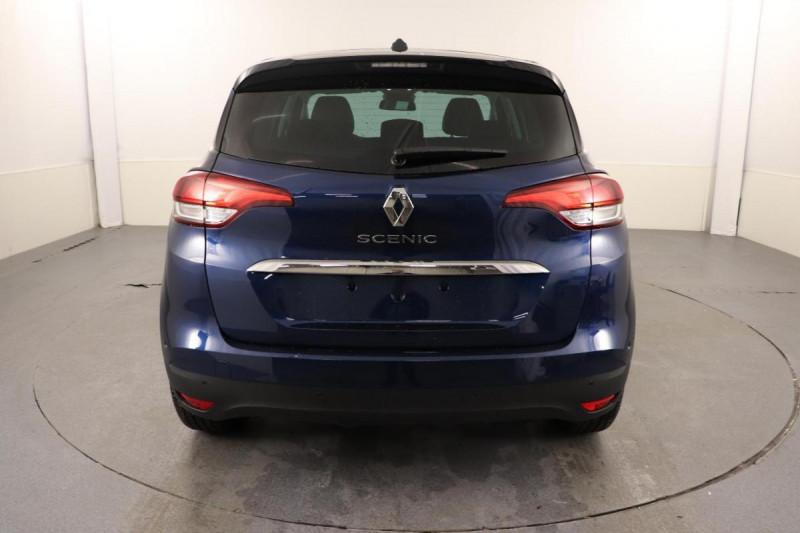 Renault Scenic IV Blue dCi 120 EDC Intens Bleu occasion à Saint-Herblain - photo n°4
