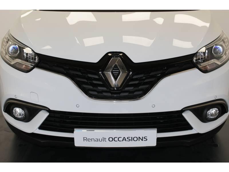 Renault Scenic IV BUSINESS Blue dCi 120 Blanc occasion à Pau - photo n°11