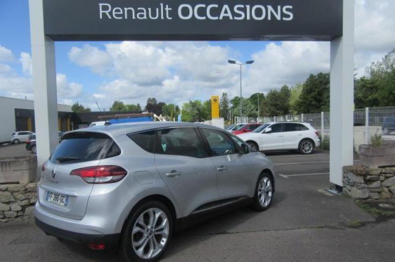 Renault Scenic IV BUSINESS Blue dCi 120 Gris occasion à PLOERMEL - photo n°4