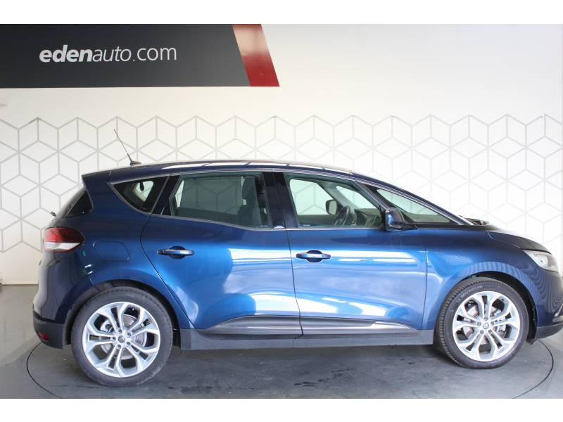 Renault Scenic IV BUSINESS dCi 110 Energy EDC Bleu occasion à TARBES - photo n°11