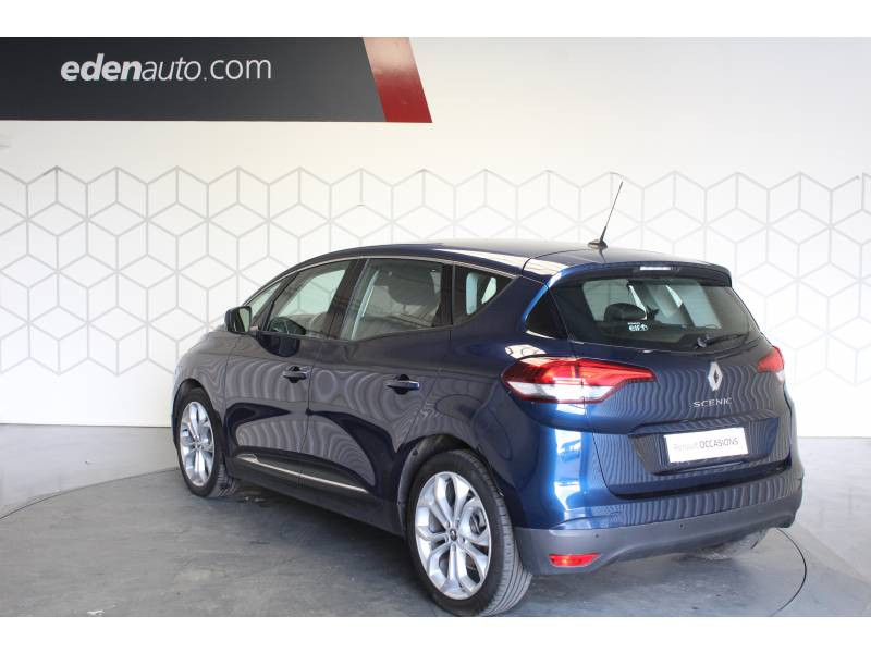 Renault Scenic IV BUSINESS dCi 110 Energy EDC Bleu occasion à TARBES - photo n°10