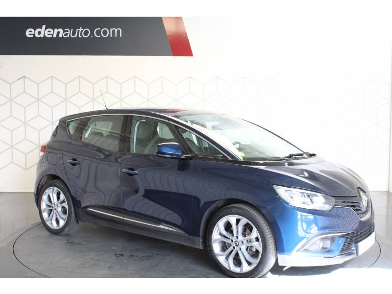 Renault Scenic IV BUSINESS dCi 110 Energy EDC Bleu occasion à TARBES - photo n°12