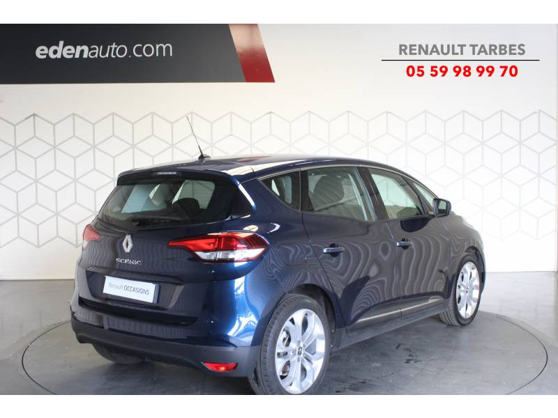 Renault Scenic IV BUSINESS dCi 110 Energy EDC Bleu occasion à TARBES - photo n°5