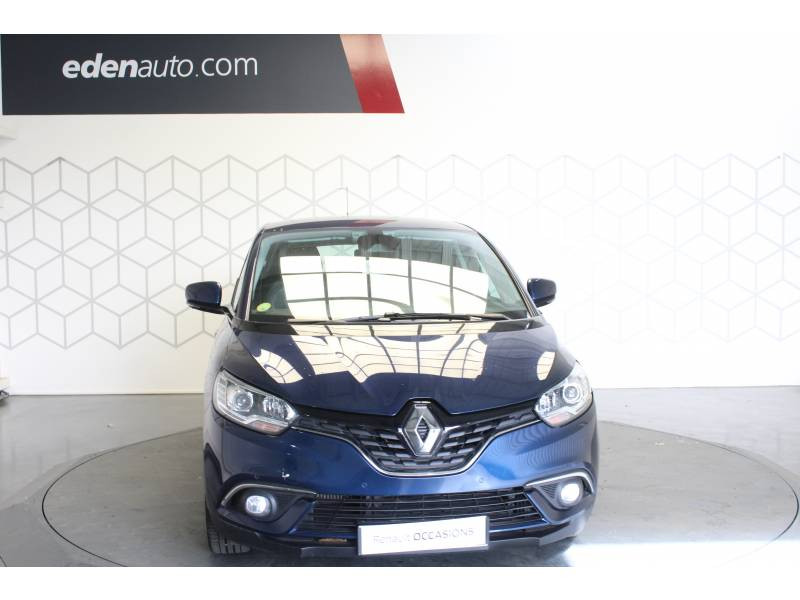 Renault Scenic IV BUSINESS dCi 110 Energy EDC Bleu occasion à TARBES - photo n°2
