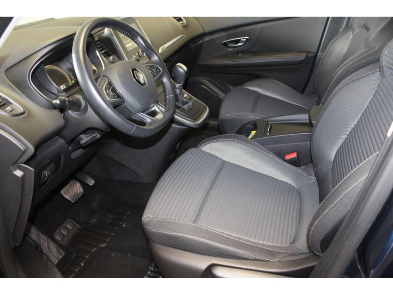 Renault Scenic IV BUSINESS dCi 110 Energy EDC Bleu occasion à TARBES - photo n°7