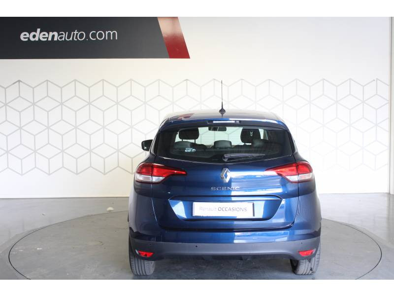 Renault Scenic IV BUSINESS dCi 110 Energy EDC Bleu occasion à TARBES - photo n°4