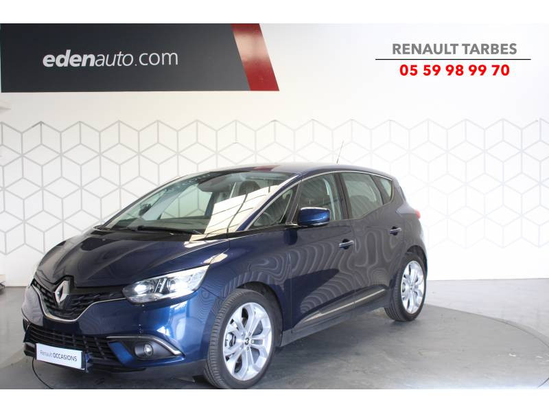 Renault Scenic IV BUSINESS dCi 110 Energy EDC Bleu occasion à TARBES