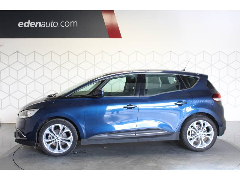 Renault Scenic IV BUSINESS dCi 110 Energy EDC Bleu occasion à TARBES - photo n°3