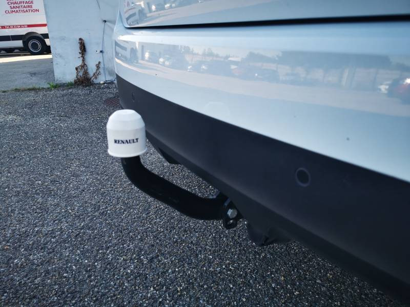 Renault Scenic IV BUSINESS dCi 110 Energy Blanc occasion à Sainte-Bazeille - photo n°4