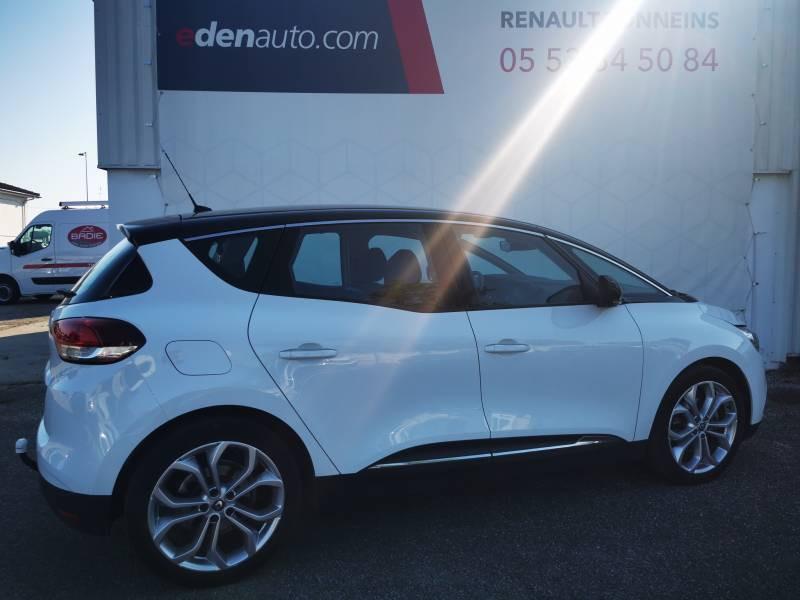 Renault Scenic IV BUSINESS dCi 110 Energy Blanc occasion à Sainte-Bazeille - photo n°2