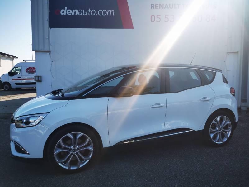Renault Scenic IV BUSINESS dCi 110 Energy Blanc occasion à Sainte-Bazeille