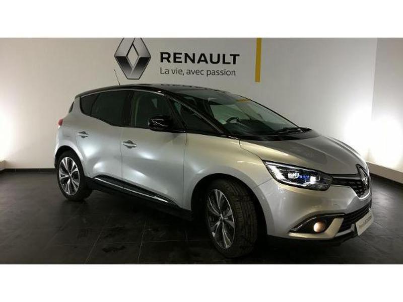 Renault Scenic IV dCi 110ch energy Intens EDC Gris occasion à Villefranche-de-Rouergue - photo n°6