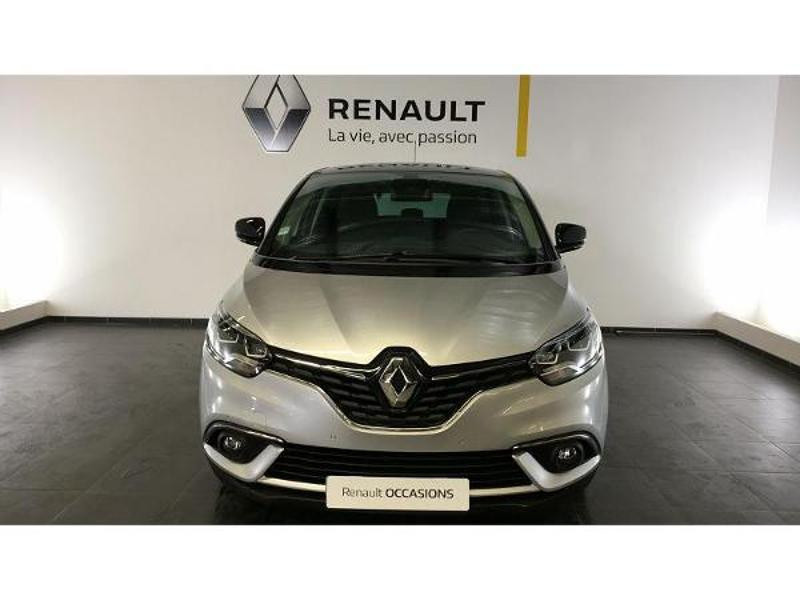 Renault Scenic IV dCi 110ch energy Intens EDC Gris occasion à Villefranche-de-Rouergue - photo n°5