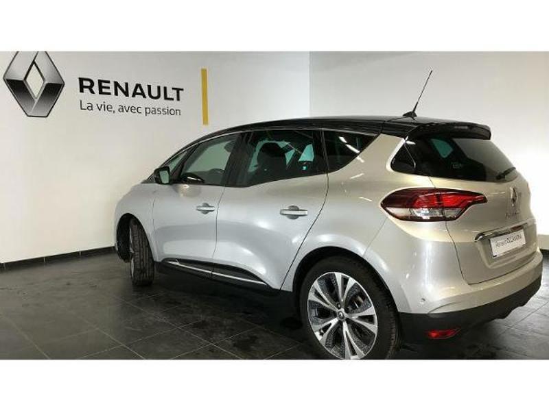 Renault Scenic IV dCi 110ch energy Intens EDC Gris occasion à Villefranche-de-Rouergue - photo n°7