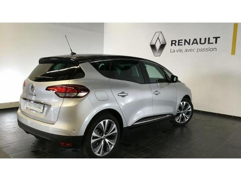 Renault Scenic IV dCi 110ch energy Intens EDC Gris occasion à Villefranche-de-Rouergue - photo n°2