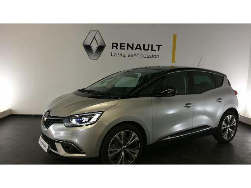 Renault Scenic IV dCi 110ch energy Intens EDC Gris occasion à Villefranche-de-Rouergue