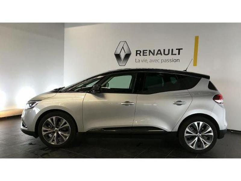 Renault Scenic IV dCi 110ch energy Intens EDC Gris occasion à Villefranche-de-Rouergue - photo n°3
