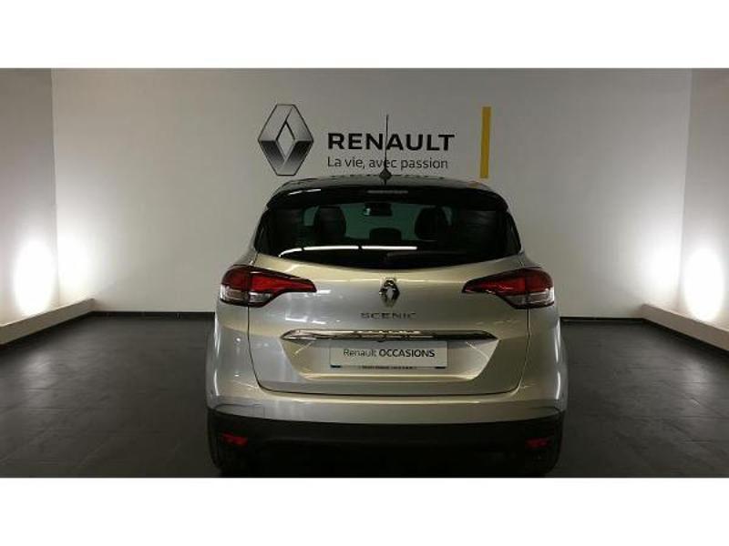Renault Scenic IV dCi 110ch energy Intens EDC Gris occasion à Villefranche-de-Rouergue - photo n°4