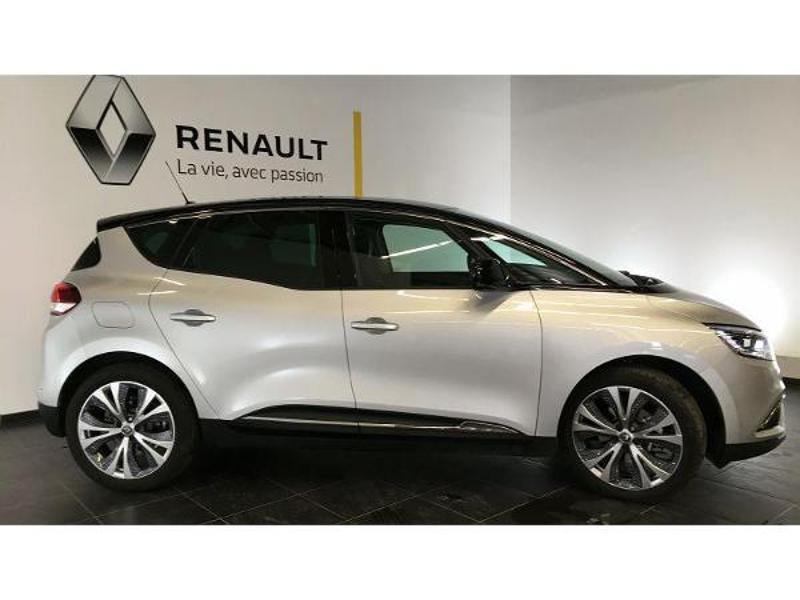 Renault Scenic IV dCi 110ch energy Intens EDC Gris occasion à Villefranche-de-Rouergue - photo n°8