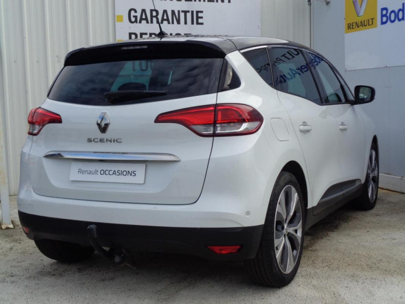 Renault Scenic IV dCi 130 Energy Intens Blanc occasion à PAIMPOL - photo n°12