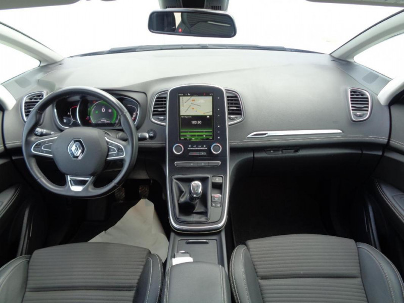 Renault Scenic IV dCi 130 Energy Intens Blanc occasion à PAIMPOL - photo n°6