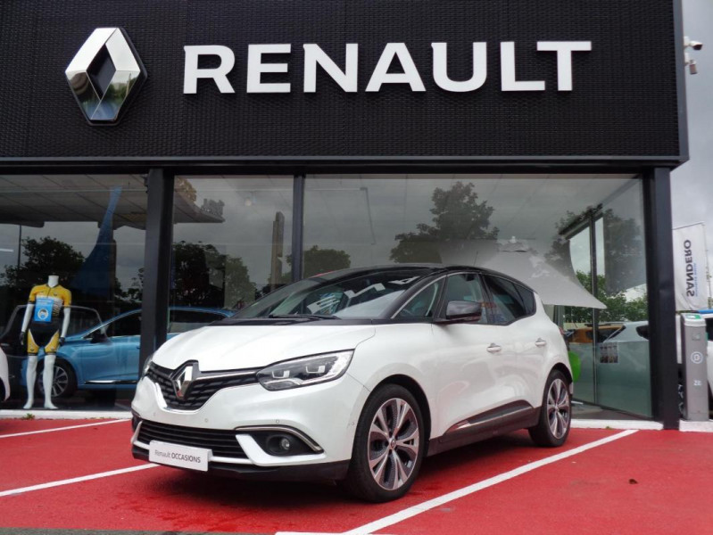 Renault Scenic IV dCi 130 Energy Intens Blanc occasion à PAIMPOL