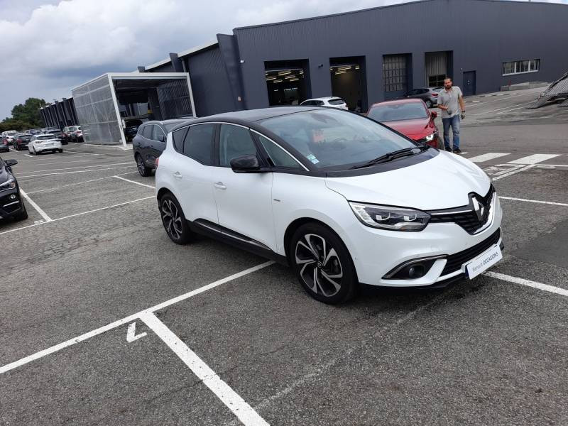Renault Scenic IV dCi 160 Energy EDC Edition One Blanc occasion à VANNES