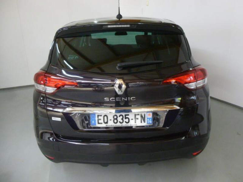 Renault Scenic IV dCi 160 Energy EDC Initiale Violet occasion à VIRE - photo n°10
