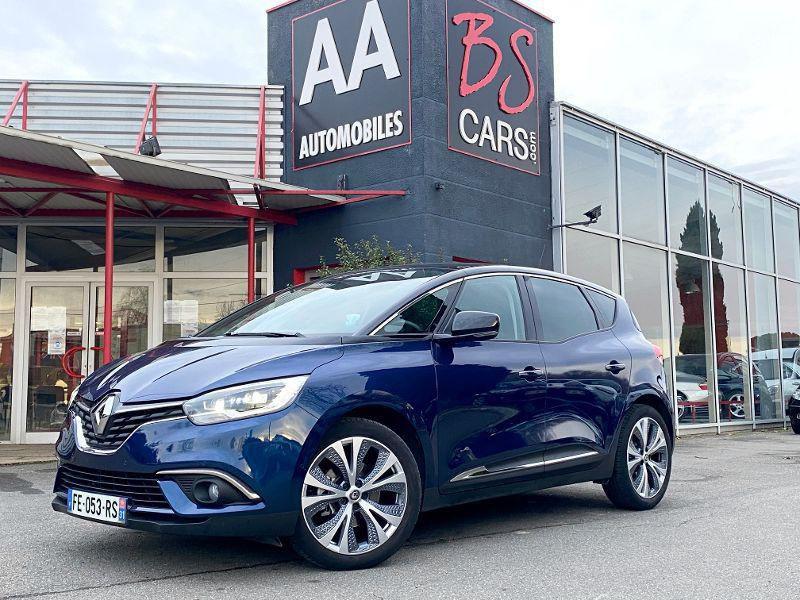 Renault Scenic occasion 2019 mise en vente à Castelmaurou par le garage BS CARS.COM - photo n°1