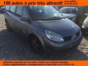 Renault Scenic Gris, garage VOITURE PAS CHERE RHONE ALPES à Saint-Bonnet-de-Mure