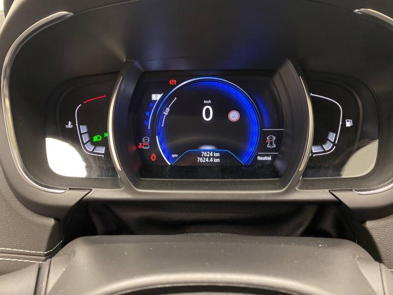 Renault Scenic Scenic Blue dCi 120 EDC Intens 5p  occasion à Mont de Marsan - photo n°8