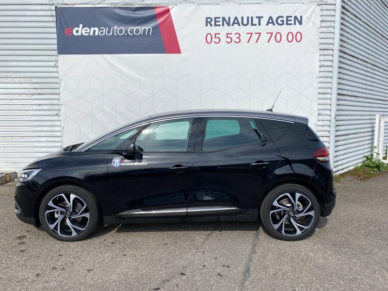 Renault Scenic Scenic Blue dCi 120 EDC Intens 5p Noir occasion à Agen - photo n°3