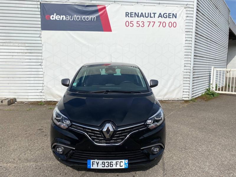 Renault Scenic Scenic Blue dCi 120 EDC Intens 5p Noir occasion à Agen - photo n°2