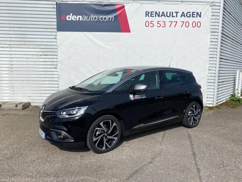 Renault Scenic Scenic Blue dCi 120 EDC Intens 5p Noir occasion à Agen