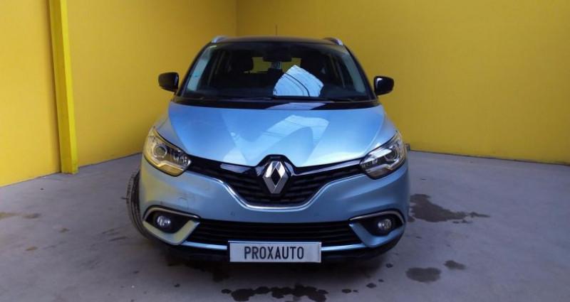 Renault Scenic Scénic IV BUSINESS dCi 110 Energy EDC 7 pl Bleu occasion à Fontenay-le-vicomte - photo n°2