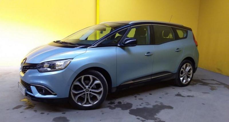 Renault Scenic Scénic IV BUSINESS dCi 110 Energy EDC 7 pl Bleu occasion à Fontenay-le-vicomte