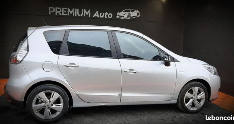 Renault Scenic TCe 115 Energy Limited Entretien complet Gris occasion à Francin - photo n°3