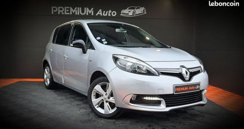 Renault Scenic TCe 115 Energy Limited Entretien complet Gris occasion à Francin - photo n°2