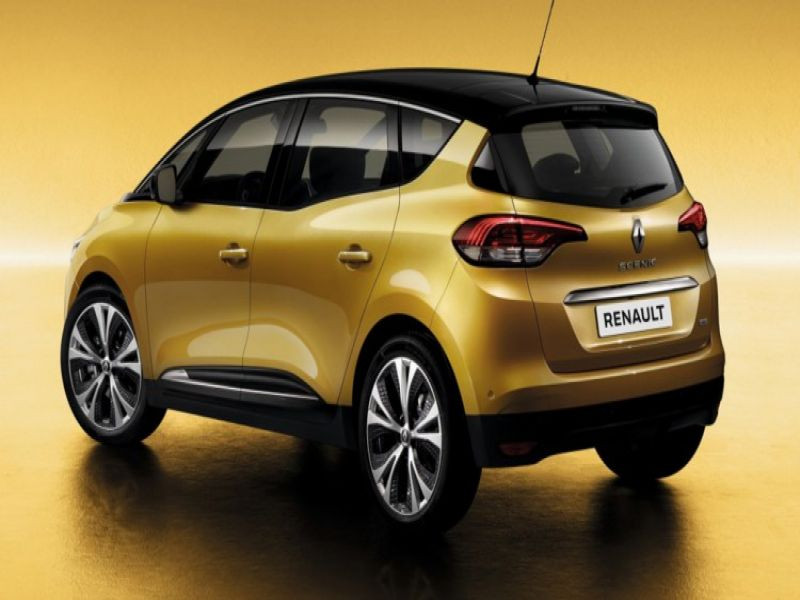 Renault Scenic Zen Energy dCi 110 cv  occasion à Beaupuy