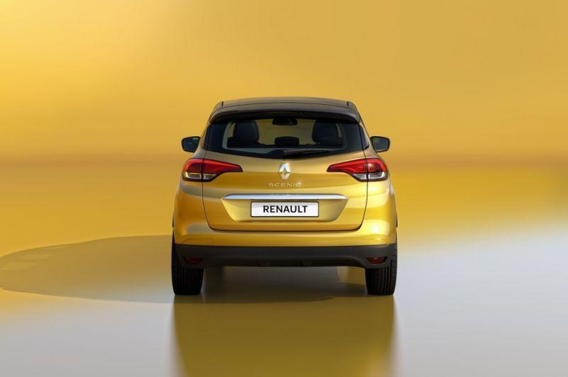 Renault Scenic Zen Energy dCi 110 cv  occasion à Beaupuy - photo n°3