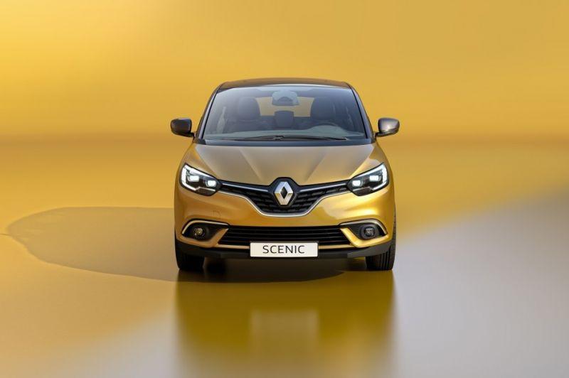 Renault Scenic Zen Energy dCi 130 cv  occasion à Beaupuy - photo n°2