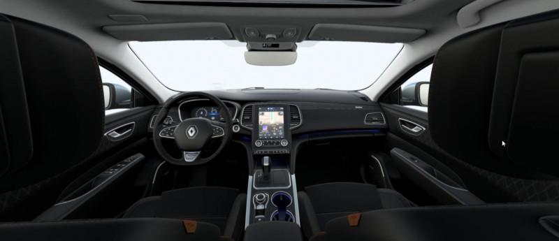 Renault Talisman 1.3 TCe 160ch FAP Initiale Paris EDC E6D-Full Gris occasion à Aire sur Adour - photo n°2