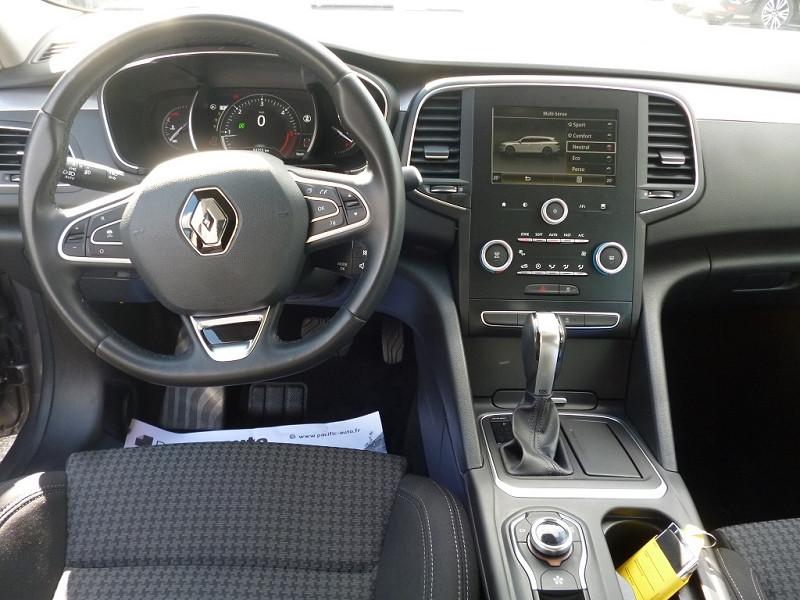 Renault Talisman 1.5 DCI 110CH ENERGY BUSINESS EDC Gris occasion à La Chapelle-Basse-Mer - photo n°4