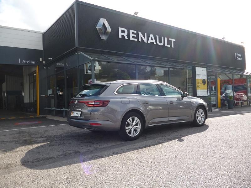 Renault Talisman 1.5 DCI 110CH ENERGY BUSINESS EDC Gris occasion à La Chapelle-Basse-Mer - photo n°2