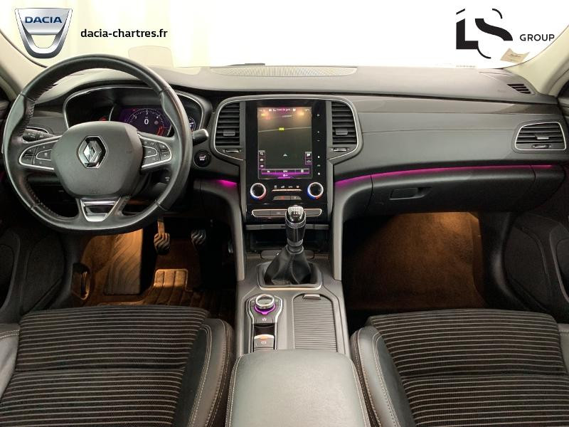 Renault Talisman 1.5 dCi 110ch energy Intens Gris occasion à Chartres - photo n°4