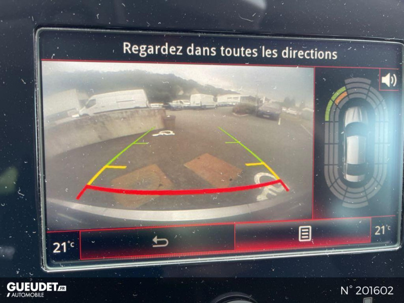 Renault Talisman 1.6 dCi 130ch energy Business EDC Gris occasion à Bourgtheroulde-Infreville - photo n°13