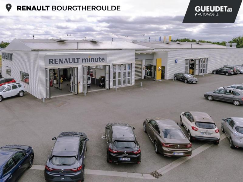 Renault Talisman 1.6 dCi 130ch energy Business EDC Gris occasion à Bourgtheroulde-Infreville - photo n°16