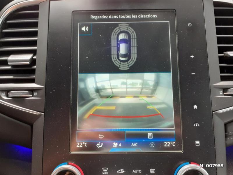 Renault Talisman 1.6 dCi 160ch energy Initiale Paris EDC Gris occasion à Saint-Just - photo n°13